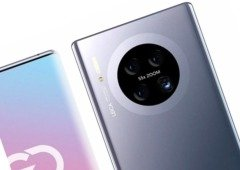 Huawei Mate 40 Pro: este será o design completo do novo smartphone
