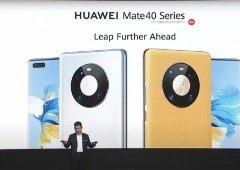 Huawei Mate 40 Pro 5G e Pro+ 5G são oficiais! Um salto de gigante sem Google