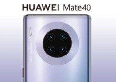 """Huawei Mate 40 Pro vai chegar com ecrã de """"smartphone dobrável""""! Surpresas a caminho"""