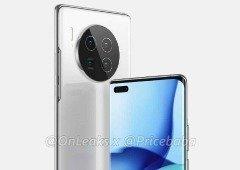Huawei Mate 40 Pro visto pela primeira vez em imagens reais