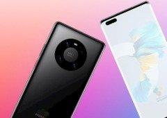 Huawei Mate 40: todos os modelos, cores, memória e algumas especificações!