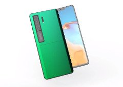 Huawei Mate V: conceito mostra o design do possível rival ao Galaxy Flip Z