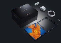 Huawei Mate V: este pode ser o nome do próximo dobrável da marca