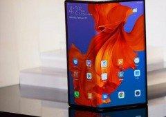 Huawei Mate X apresenta problemas semelhantes ao primeiro Galaxy Fold
