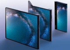 Huawei Mate X chega finalmente ao mercado no final de outubro