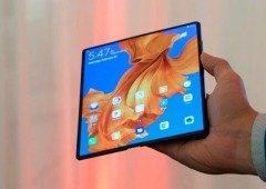 Huawei Mate X (smartphone dobrável) terá novas especificações antes do lançamento