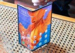 Huawei Mate X vai ter o processador Kirin 990 e suporte 5G