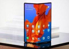 Huawei Mate X2 deverá ser mais resistente que o seu antecessor. Entende porquê