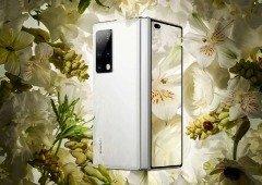 Huawei Mate X2 é oficial! Smartphone dobrável inspirado nos Galaxy Z Fold