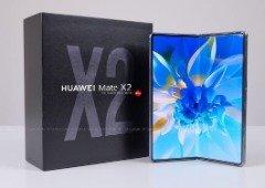 Huawei Mate X2: mesmo com preço astronómico, esgotou em menos de 1 minuto!