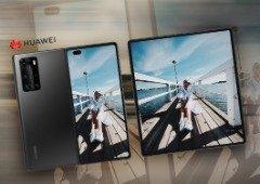 "Huawei Mate X2 poderá ser um ""clone"" do Samsung Galaxy Z Fold 2"