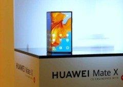 Huawei Mate X2: segundo dobrável da marca já tem data de lançamento