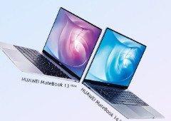 Huawei MateBook 2020 listados na loja oficial antes do lançamento