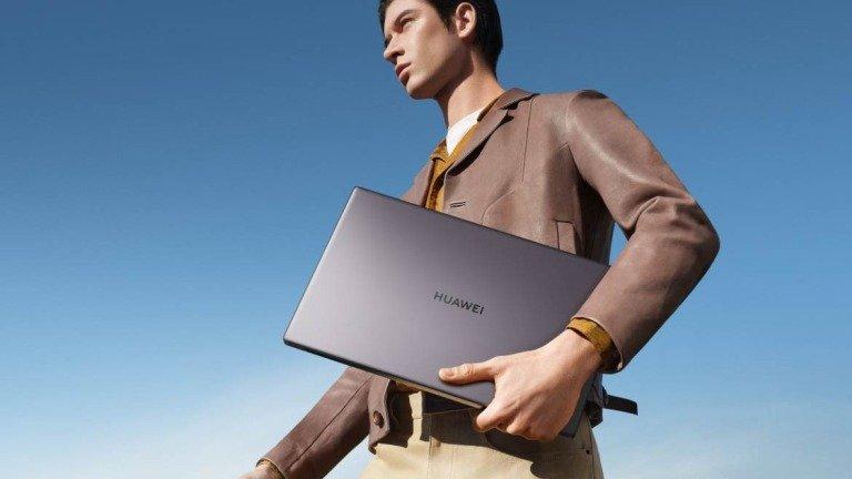 Huawei MateBook D 15 chega a Portugal com chip Intel Core de 11.ª Geração