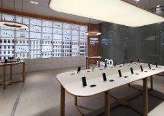 Huawei não desiste! Vão gastar mais de 10 milhões de euros em 3 lojas no Reino Unido!