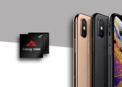 Huawei nega qualquer parceira com a Apple!