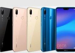 Huawei P20 Lite. Eis o esquema de cores completo para este Android