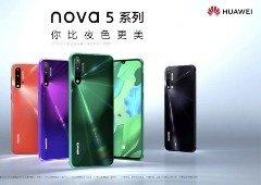 Huawei Nova 5: mais de 2 milhões de smartphones vendidos em 30 dias!