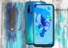 Huawei Nova 5i vai chegar com quatro câmaras, confirma certificação da TENAA