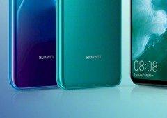 Huawei Nova 5z totalmente revelado em imagem oficial