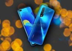"""Huawei Nova 6: novas imagens revelam ecrã """"à lá"""" Galaxy S10+"""