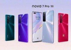 Huawei Nova 7 apresentados oficialmente e só é pena que não devam chegar à Europa