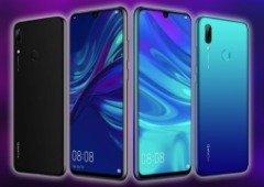 Huawei P Smart 2020 e MatePad Pro revelados em renders