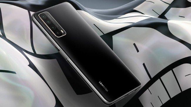 Huawei P smart 2021 preto