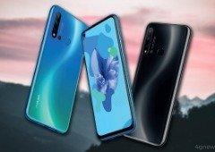 Huawei P20 Lite (2019) vai ter quad-câmara por menos de 300€