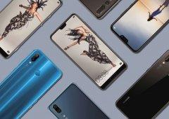 Huawei P20 é agora fotografado ao lado do Huawei P20 Lite