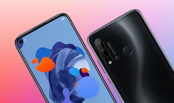 Huawei P20 Lite 2019 e