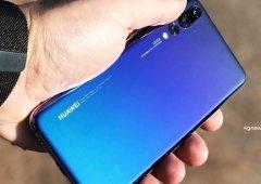 Apple poderá inspirar-se no Huawei P20 Pro para futuros iPhone