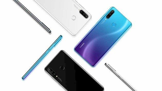 Huawei P30 Lite é oficial