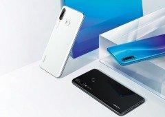Huawei P30 lite começa a receber a EMUI 10 baseada no Android 10
