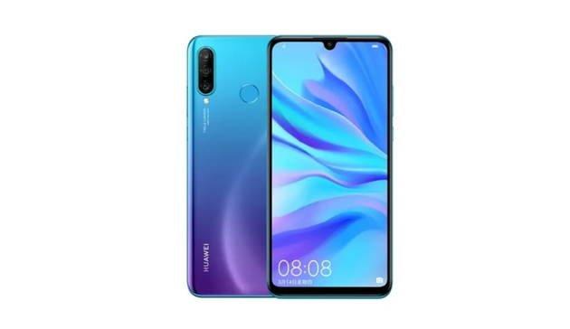 Huawei P30 Lite Nova 4e