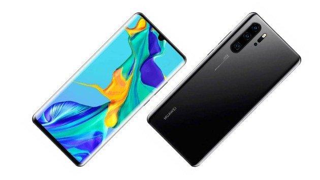 Huawei P30 Pro especificações