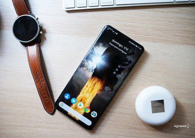 Smartphones Huawei EMUI 11