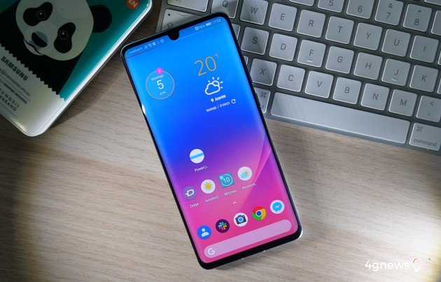 Huawei P30 Pro 4gnews apps grátis Android