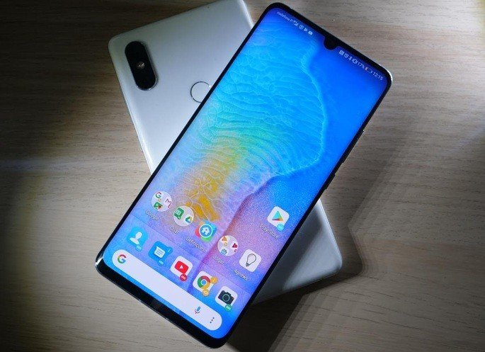 Google Play Store smartphone Huawei