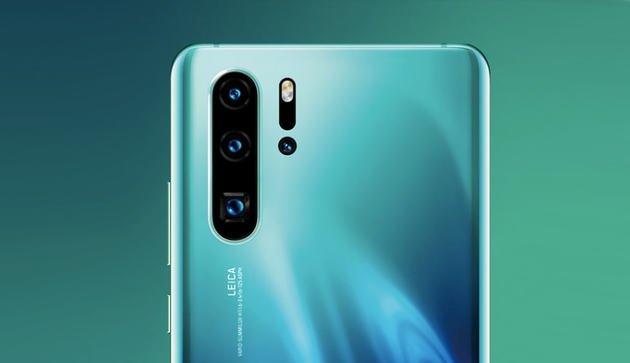 Huawei P30 Pro câmara