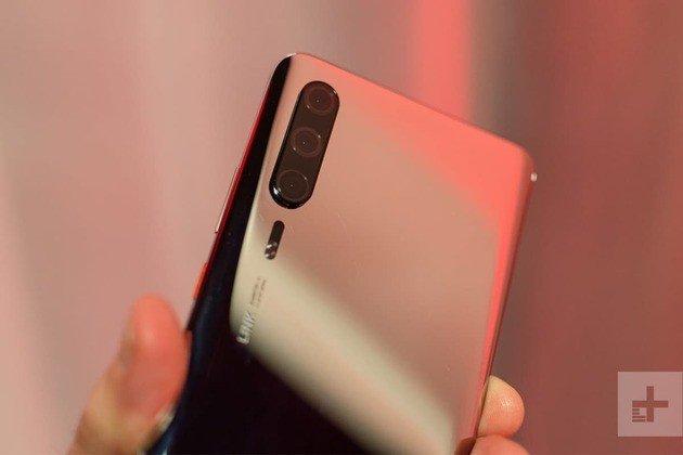 Alegado Huawei P30