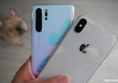 Huawei P30 Pro Vs iPhone X: Uma fotografia que diz tudo sobre a câmara