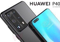 Huawei P40 chegarão ao mercado com preços mais baixos que o esperado