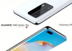Huawei P40 e P40 Pro e P40 Pro+ são oficiais! Conhece os novos smartphones topo de gama da Huawei