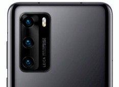Huawei P40. Imagem revela design completo do smartphone