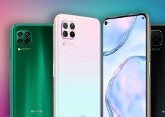 Huawei P40 Lite: ecrã confirma o design do smartphone