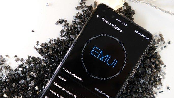 Huawei smartphones EMUI 11