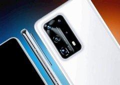 Huawei P40 Pro. Estas são as especificações das suas 5 câmaras