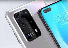 Huawei P40 Pro+ está a chegar! Apenas tem um problema (dos grandes)