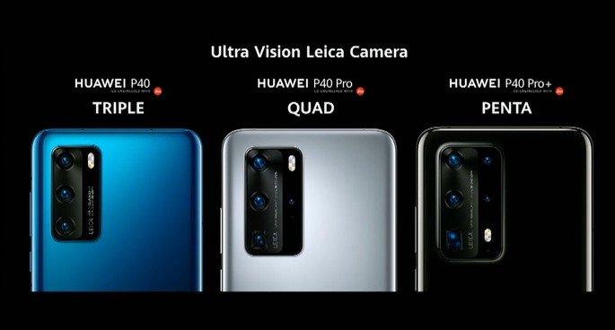As câmaras voltam a ser o foco da Huawei nos novos smartphones